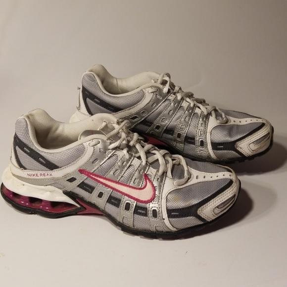 Nike Reax running women's shoes size 7